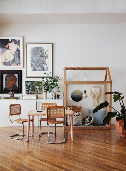 Breuer style chairs   minimalism natural decor wood element   Girlfriend is Better