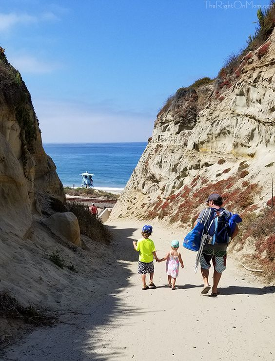 San Clemente | family hike San Onofre trails beach | Girlfriend is Better