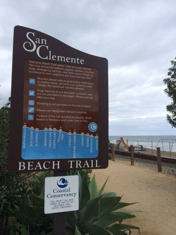 San Clemente | beach trail hiking costal conservancy T-Street | Girlfriend is Better