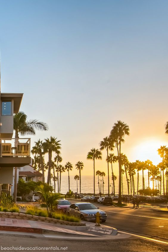 San Clemente | Pier bowl sunset view homes neighborhood | Girlfriend is Better