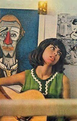 bossa nova |  Nara Leão Brazilian musician  political classical guitar 60s   Cococabana| Girlfriend is Better