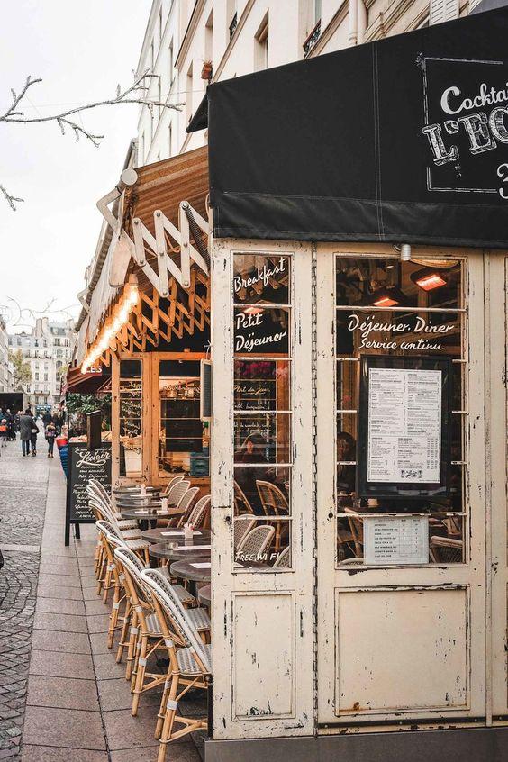 paris 7th arrondissement | rue cler cafe france travel guide | Girlfriend is Better