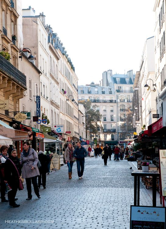 paris 7th arrondissement   Rue Cler market street shopping france travel guide   Girlfriend is Better