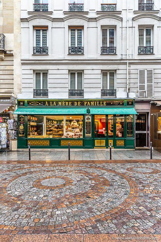 paris 7th arrondissement   A la mere de famille chocolaterie chocolates market france specialty store   Girlfriend is Better