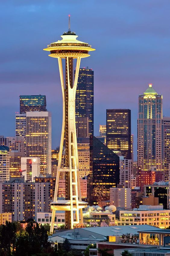 Seattle Washington Space Needle   travel guide tourist tips   Girlfriend is Better