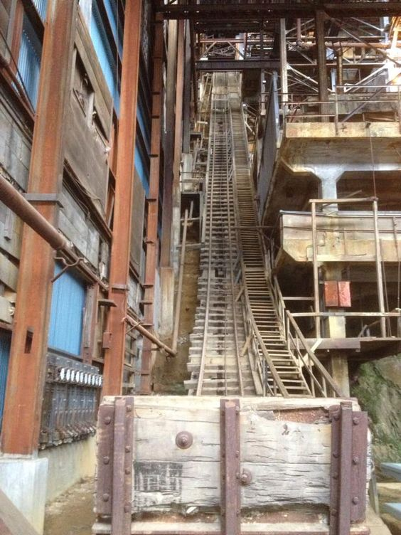 Vancouver BC   Britannia Mine Museum travel guide   Girlfriend is Better