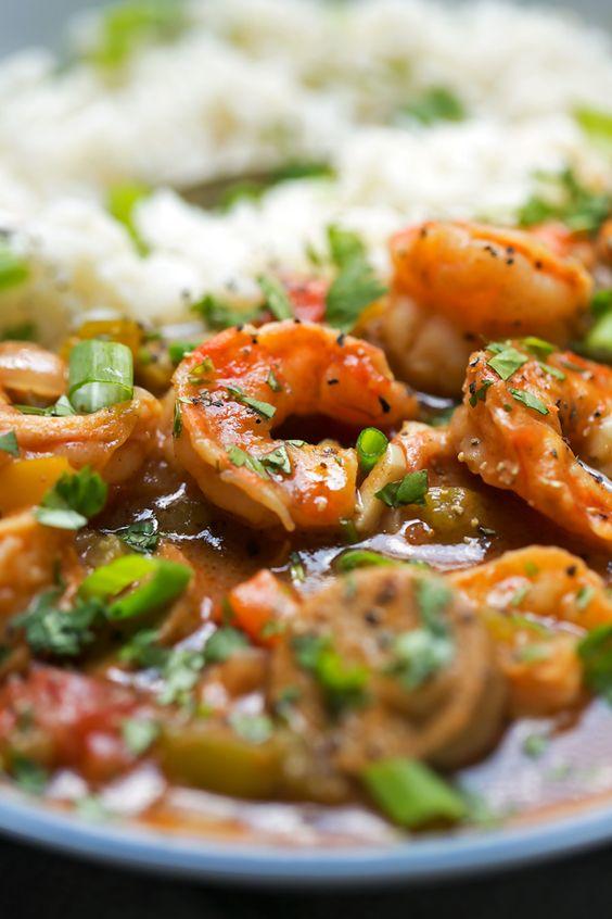 January's seasonal vegetables | New Orleans Gumbo Shrimp Sausage recipe celery | Girlfriend is Better