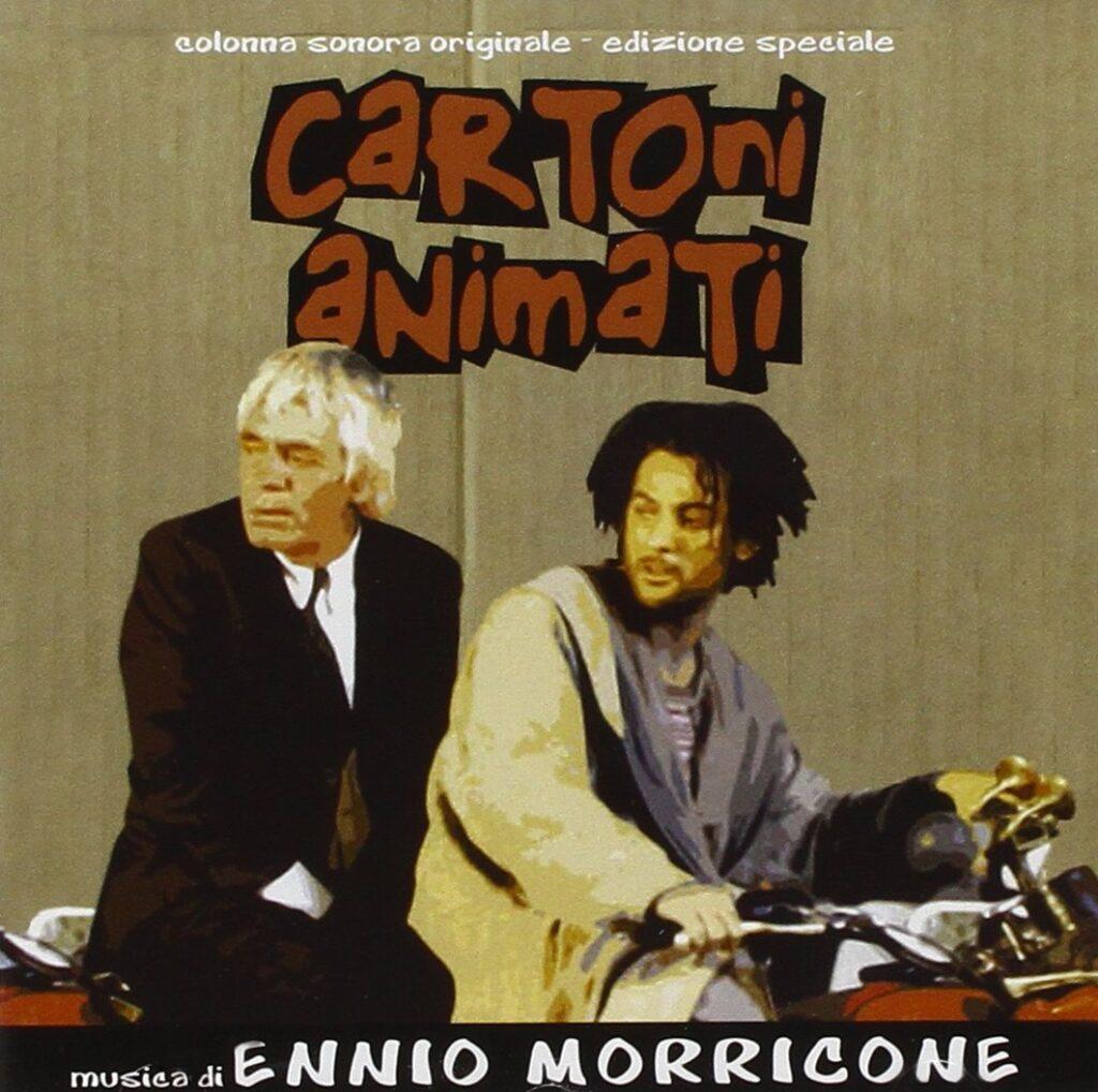 Ennio Morricone | Cartoni Animati soundtrack Italian film composer | Girlfriend is Better