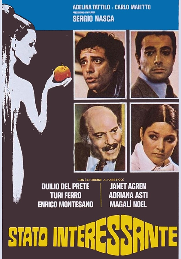 Ennio Morricone | Italian film composer Stato Interessante soundtrack | Girlfriend is Better