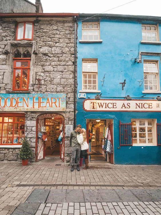 Ireland travel guide   Galway shopping   Girlfriend is Better