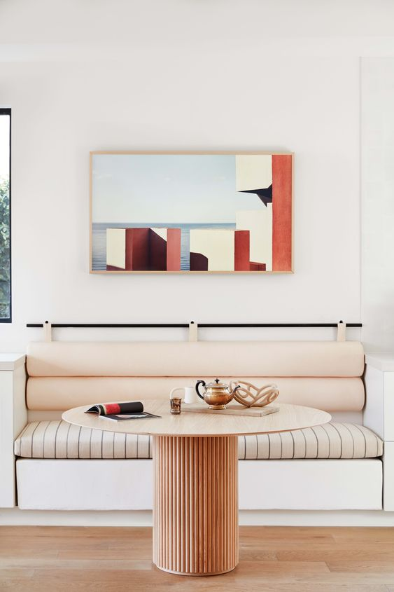 landscape paintings | contemporary art minimalism decor | Girlfriend is Better