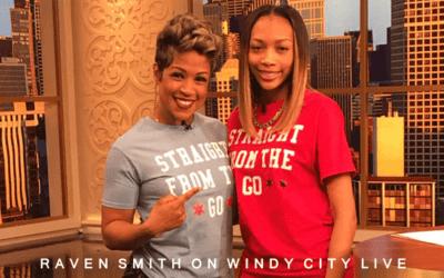 Watch Raven Smith on Windy City Live (VIDEO)