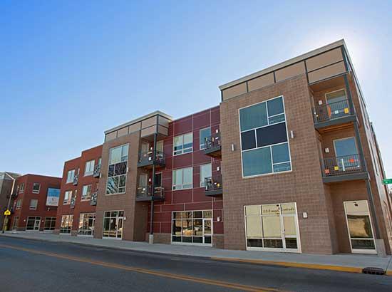 Clifford Corners Apartments