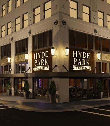 Hyde Park Prime Steakhouse Set for Downtown Indy's Illinois Building Development