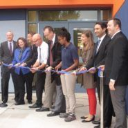 Paramount School of Excellence and Keystone Construction Ribbon Cutting Ceremony
