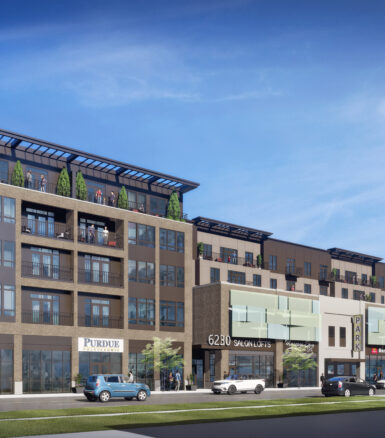 Keystone Group to design & build mixed-use transit orientated development to serve as the permanent home to PPHS North, apartments and parking