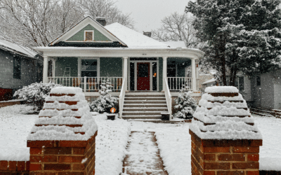 3 Reasons Why Metal Roofing Is Ideal for Winter