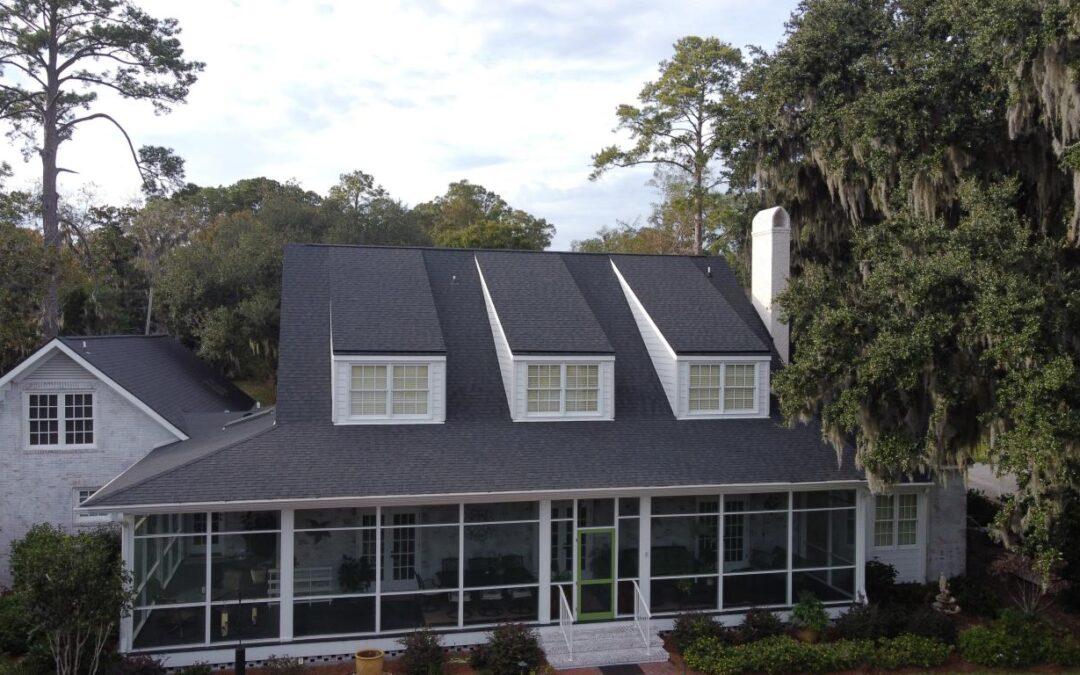roofing materials savannah ga