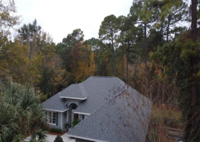 Service Roofing in Savannah