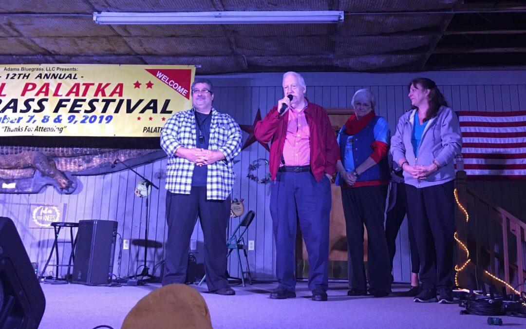 Evans Media Source Acquires Adams Bluegrass Festivals