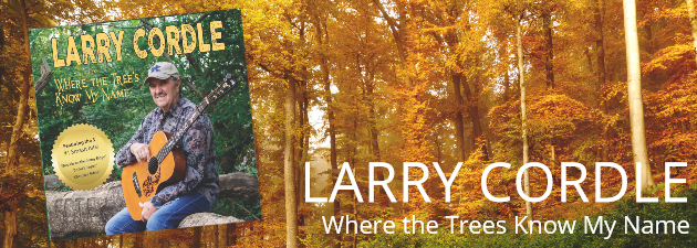 Larry Cordle Releases Album