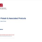 Potash and Phosphate Markets