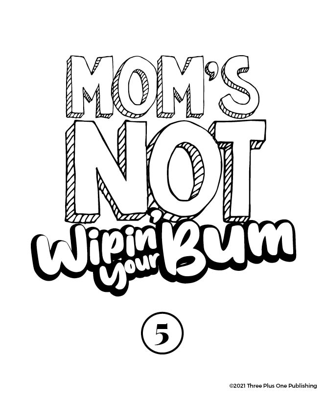 Mom's Not: Vote For Your Favorite Title