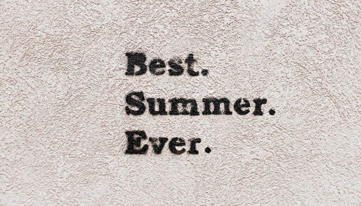 best_summer_ever
