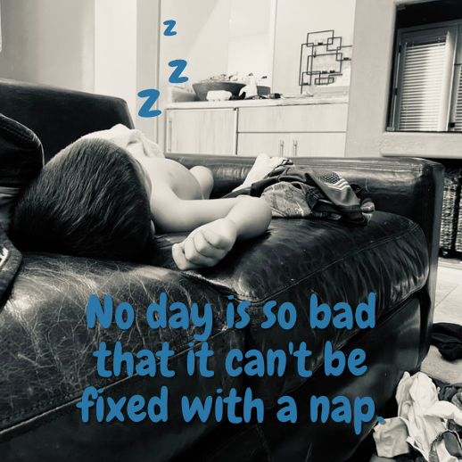 All I Want to do is Take a Nap