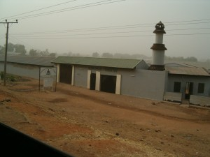 A school in Adamawa, one of the states affected by the rebellion.  I took this photo in 2008.