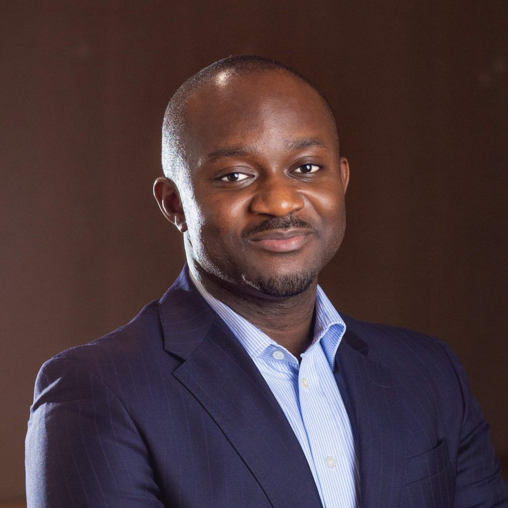 Samson Itodo, Executive Director, YIAGA Africa
