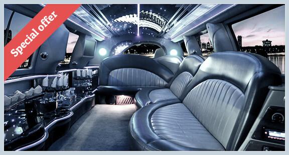 Airport Limousine Interior