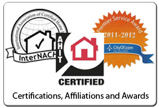 Home Inspection Certifications and Affiliations