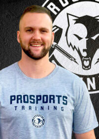 An image of Pro Sports Training trainer Paul Dorsey