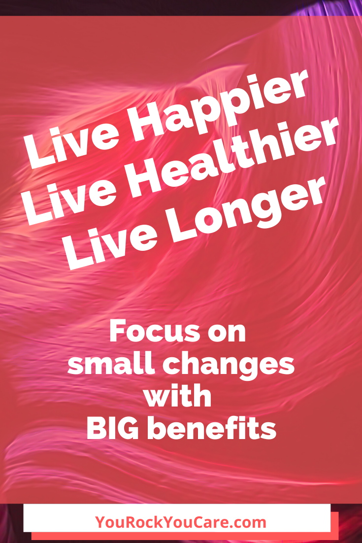 Health and Wellness: You Can Live Happier, Live Healthier and Live Longer