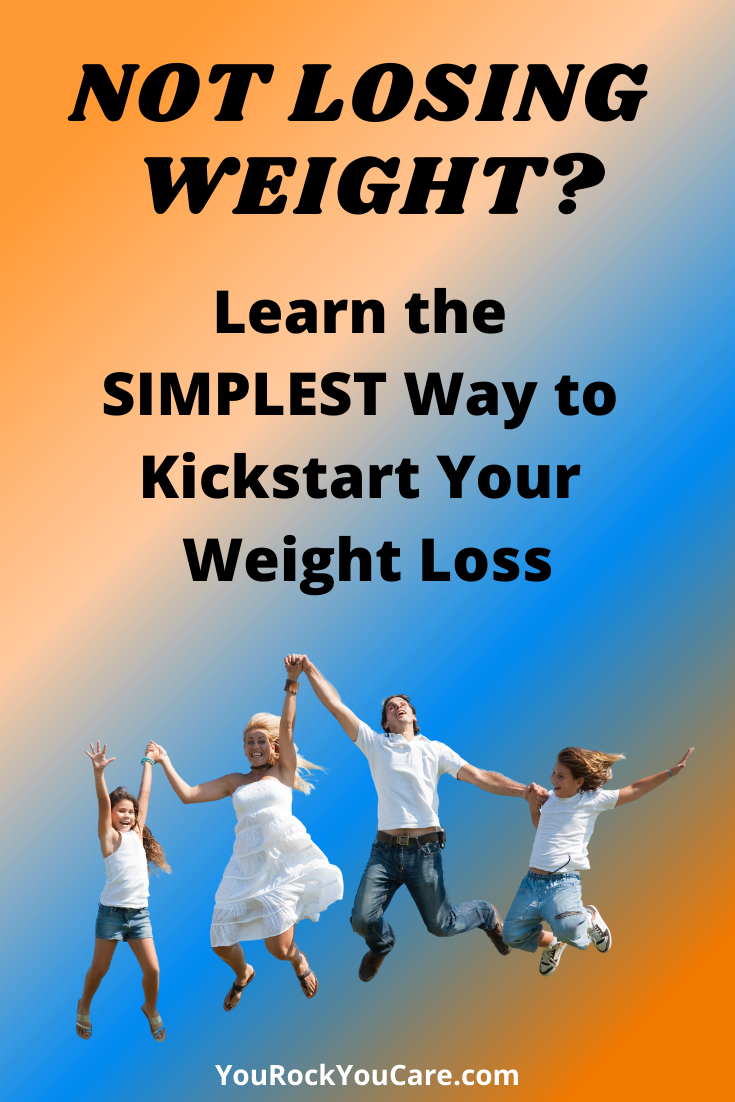 Not Losing Weight? Learn the SIMPLEST Way to Kickstart Your Weight Loss