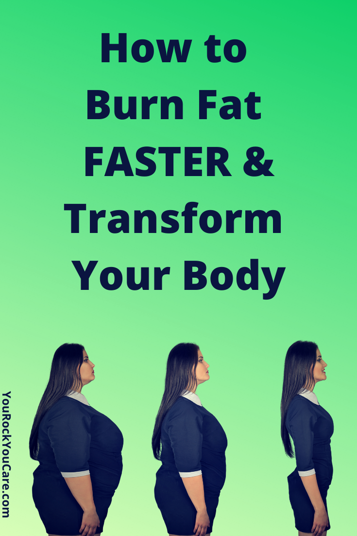 Stubborn Fat? How to Boost Your Body's Ability to Burn Fat Faster