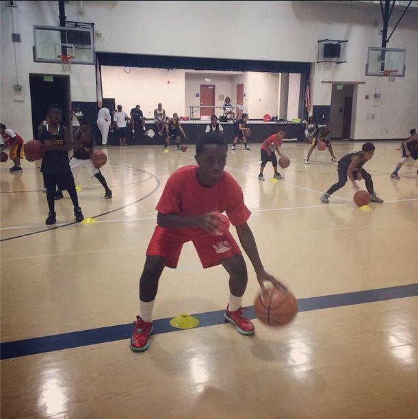 2014 West Coast Warriors Basketball