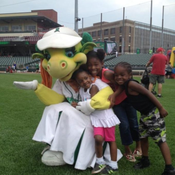 Kid's Day with Dragons
