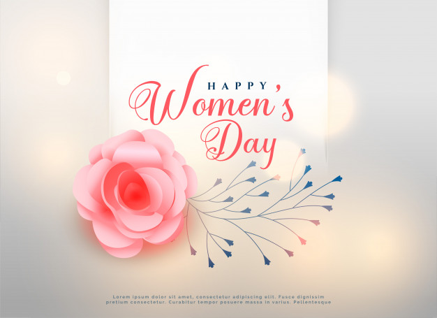 This image has an empty alt attribute; its file name is happy-women-s-day-rose-flower-background-card_1017-16914.jpg