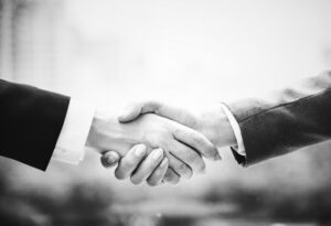 Handshake adult-black-and-white-business-deal-1437866