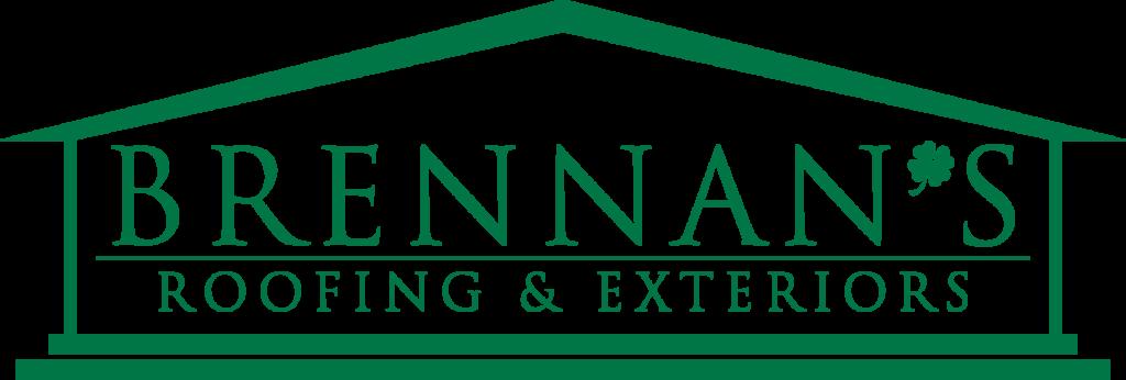 Brennan's Roofing & Exteriors logo