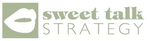 Sweet Talk Strategy green logo