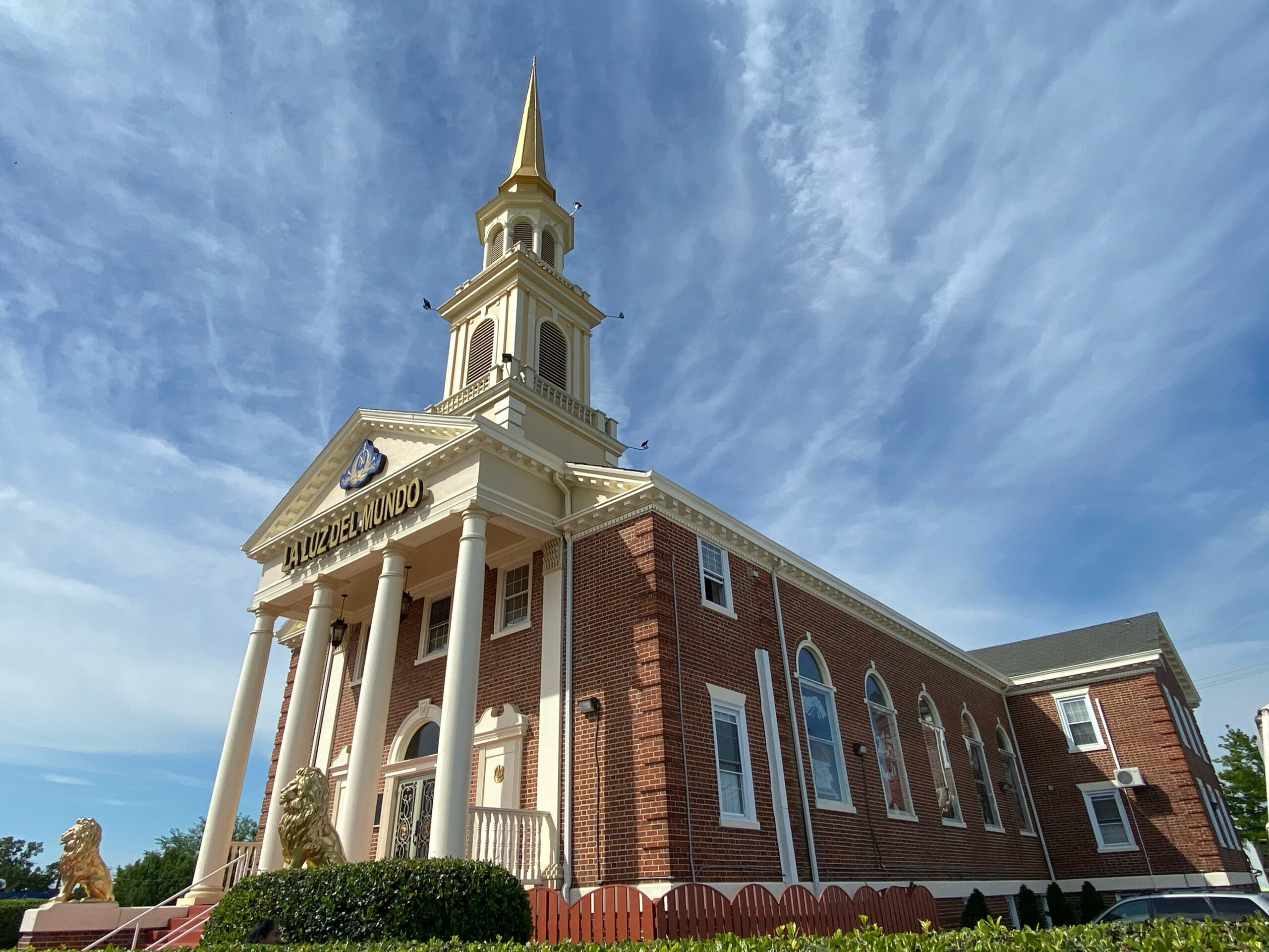 The Light of the World Richmond Congregation