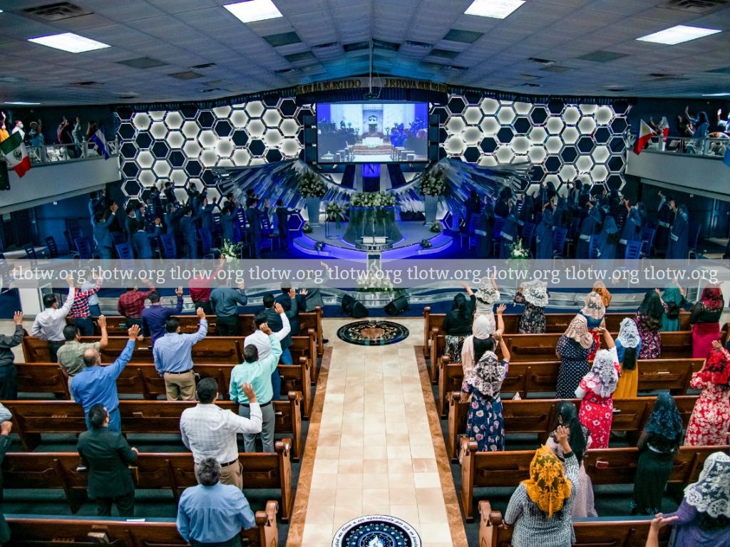 The Atlanta Congregation celebrates the Spiritual New Year