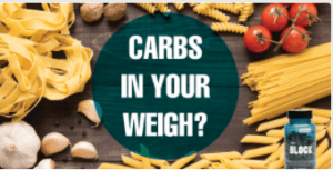 carbs in your weigh