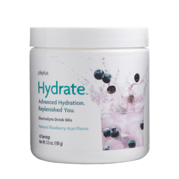 Plexus Hydrate Canister