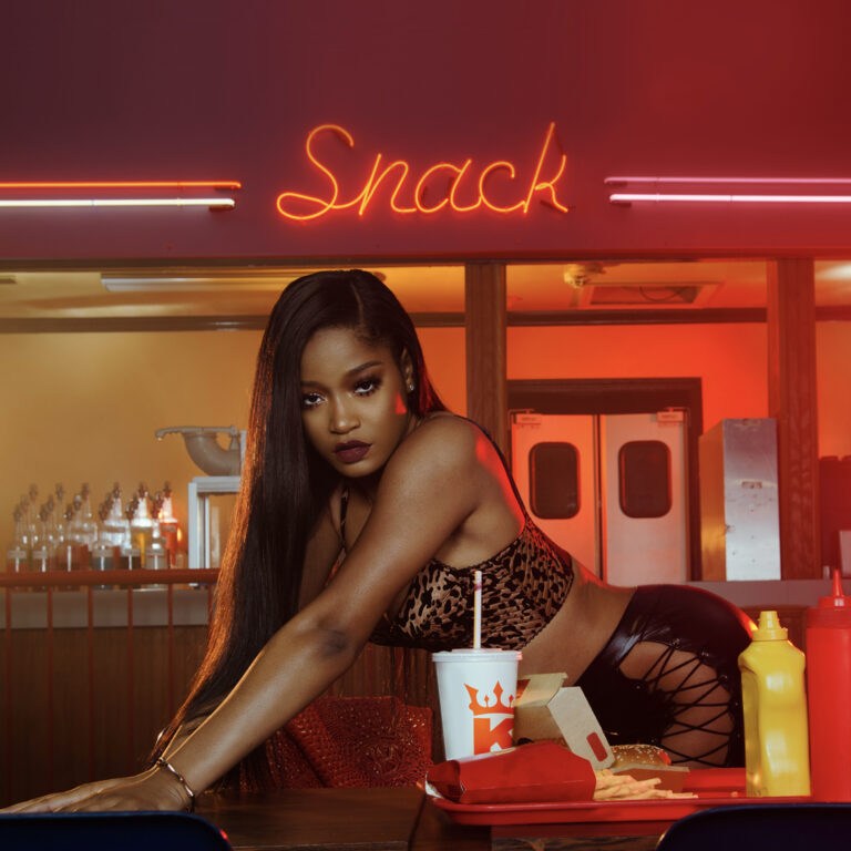 Keke Palmer Snack x Lawrence Murray copy