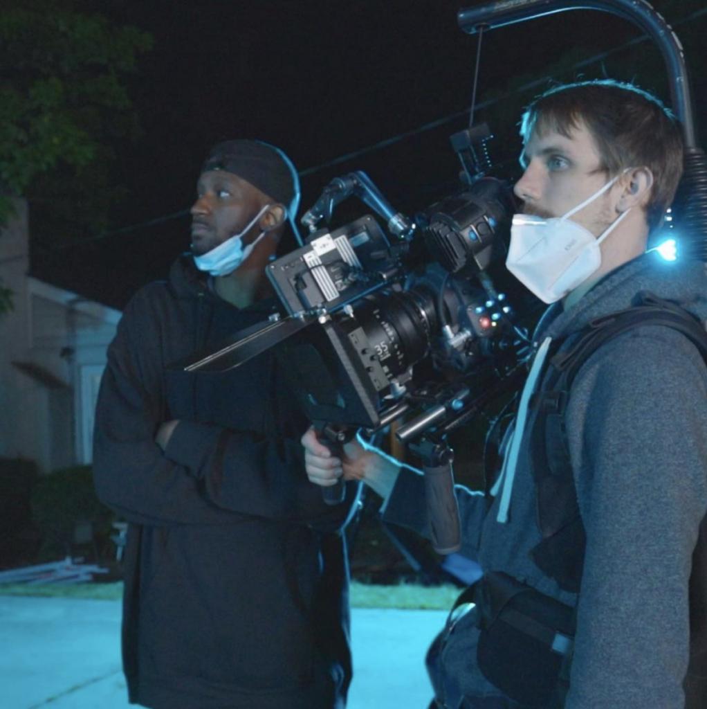 Lawrence S Murray Director Photographer On Set