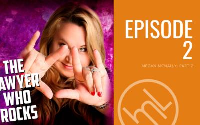 Megan McNally: Part 2